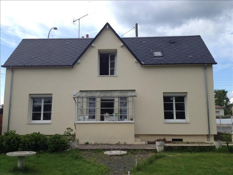 Rental house / villa Vendome 580€ CC - Picture 1