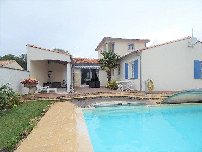 Vente maison / villa Medis 367500€ - Photo 1