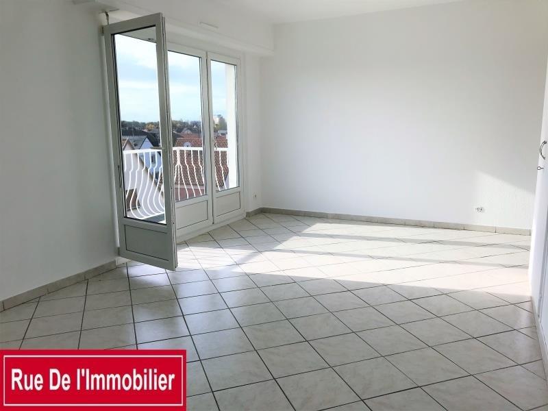Sale apartment Haguenau 107000€ - Picture 3