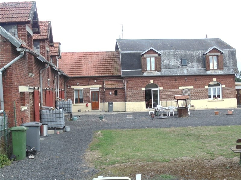 Vente maison / villa Achiet le grand 187 000€ - Photo 6
