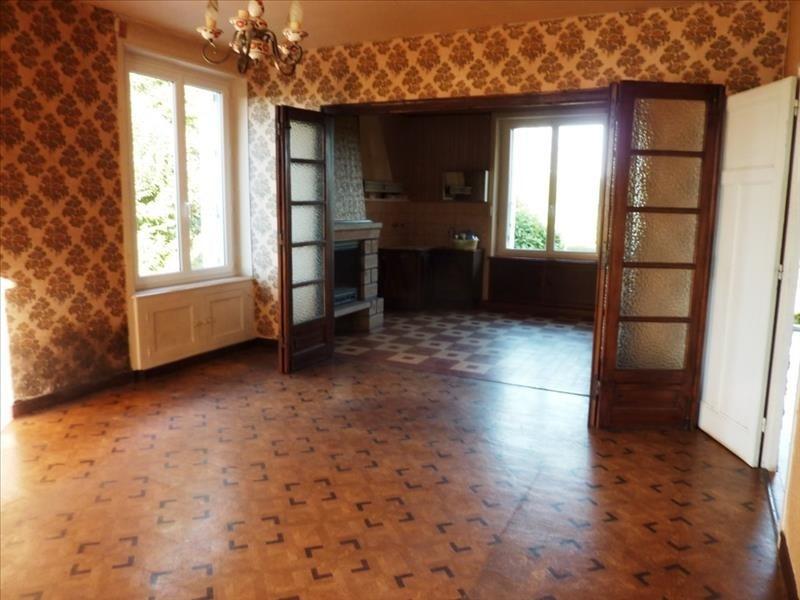 Vente maison / villa St germain en cogles 98800€ - Photo 2