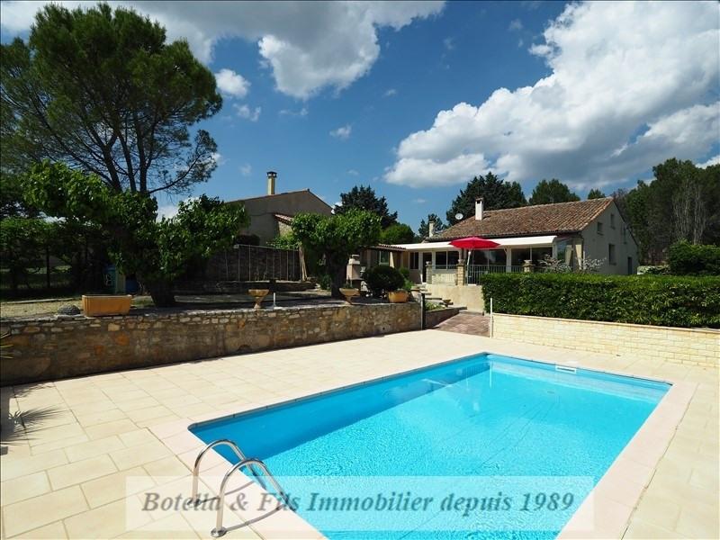 Verkoop  huis Barjac 421000€ - Foto 2