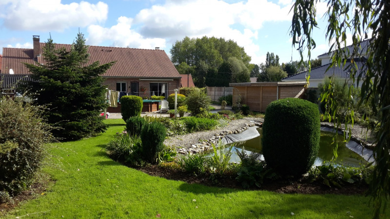 Sale house / villa Dennebroeucq 235000€ - Picture 5