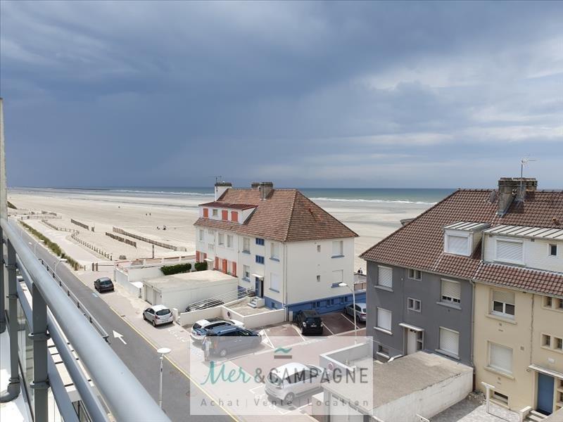 Sale apartment Fort mahon plage 345000€ - Picture 1