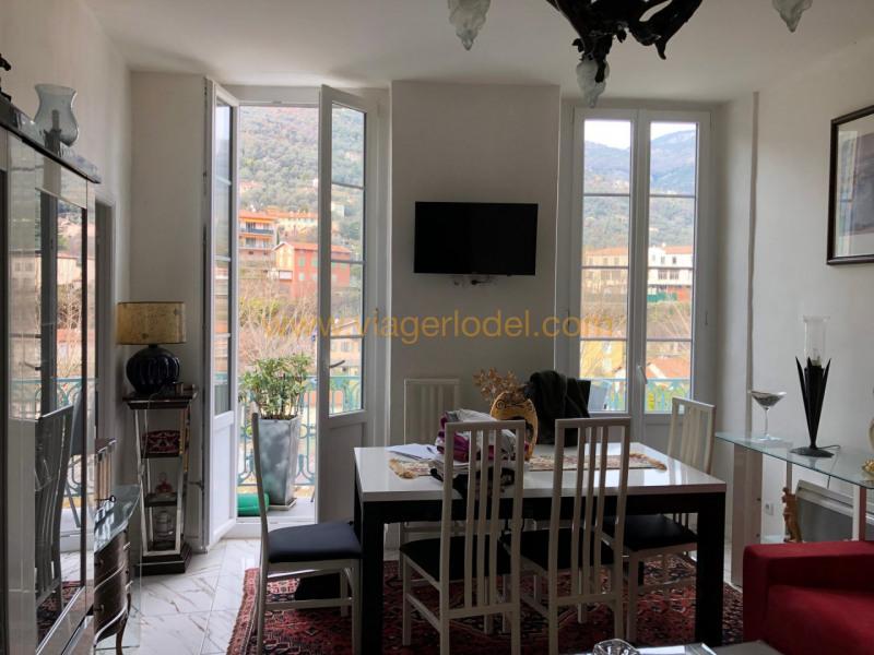 Vendita nell' vitalizio di vita appartamento Breil-sur-roya 35000€ - Fotografia 1