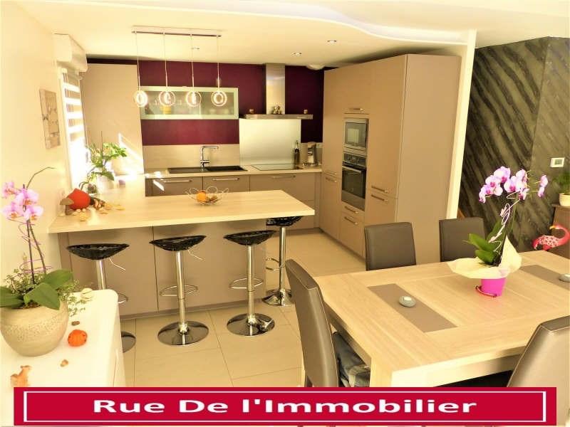 Sale house / villa Drusenheim 238490€ - Picture 2