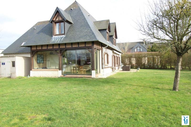 Venta  casa Saint martin de boscherville 380000€ - Fotografía 14
