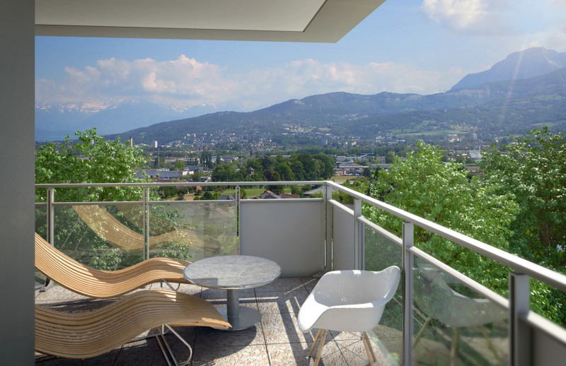 Investment property apartment La motte-servolex 249 000€ - Picture 1