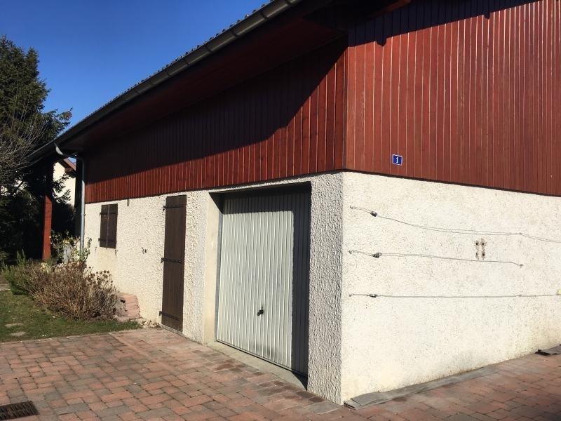 Vente maison / villa Bellegarde sur valserine 320000€ - Photo 1