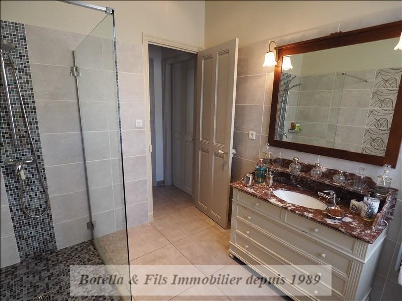 Verkauf von luxusobjekt haus Bagnols sur ceze 580000€ - Fotografie 9