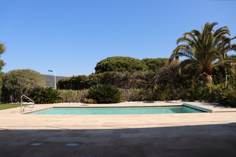 Vacation rental house / villa Cavalaire sur mer 2 200€ - Picture 3