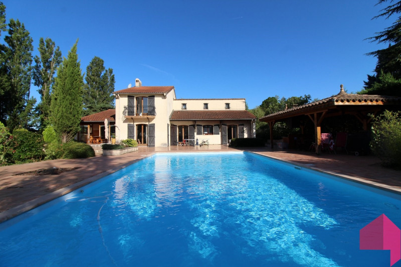 Deluxe sale house / villa Quint fonsegrives 722 000€ - Picture 1