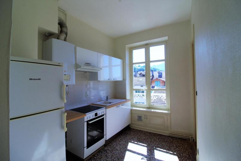 Alquiler  apartamento Voiron 510€ CC - Fotografía 2