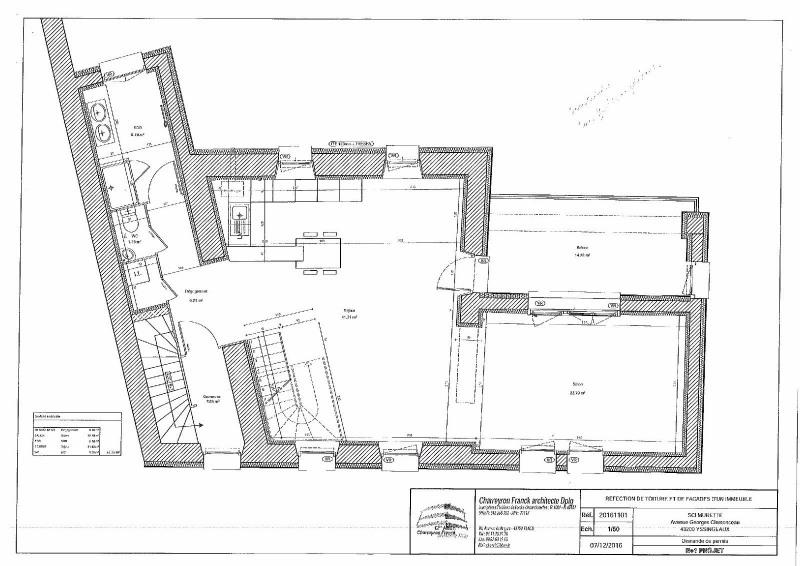 Revenda apartamento Yssingeaux 230000€ - Fotografia 4