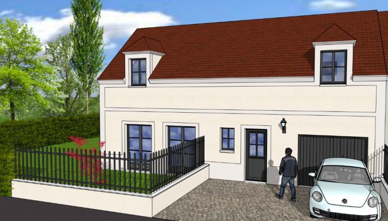 Vente maison / villa Morainvilliers 472200€ - Photo 1