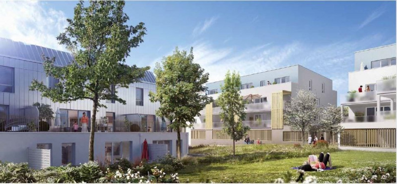 Location appartement Thouare sur loire 514€ CC - Photo 1