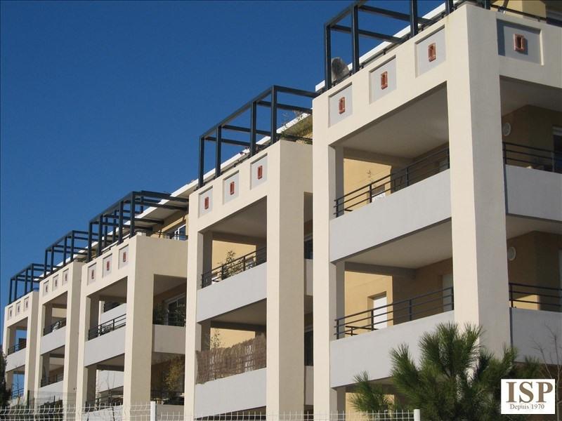 Rental apartment Aix en provence 1076€ CC - Picture 1