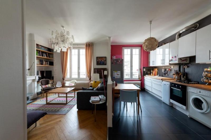 Vente appartement Lyon 8ème 540000€ - Photo 2