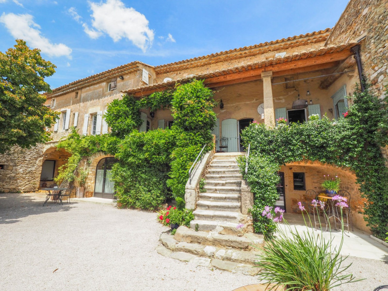 Verkoop van prestige  huis Uzes 1395000€ - Foto 2
