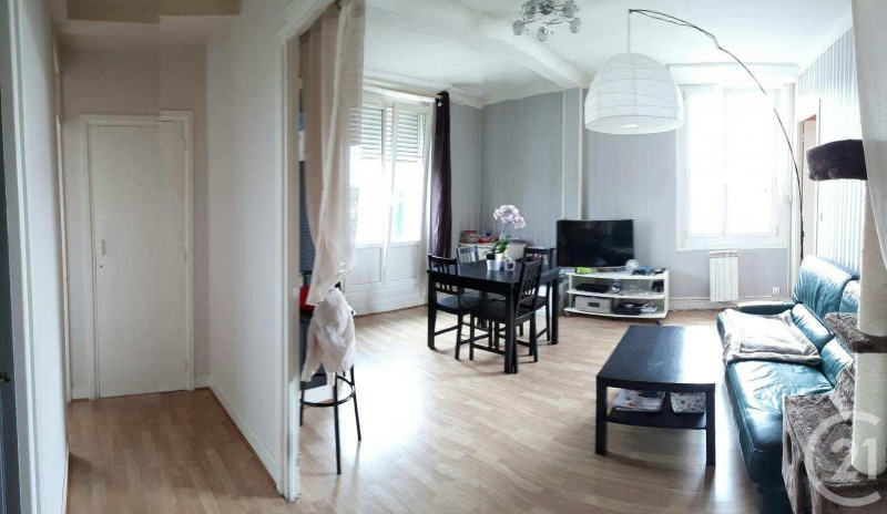 Sale apartment Caen 76 000€ - Picture 1