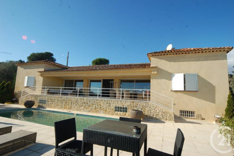 Deluxe sale house / villa Vallauris 1 590 000€ - Picture 3