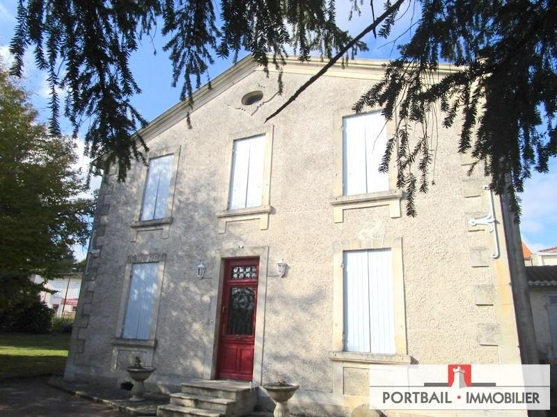 Deluxe sale house / villa Montendre 295000€ - Picture 2
