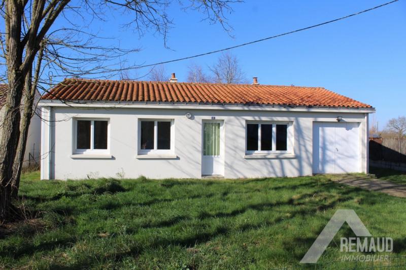 Sale house / villa La genetouze 127540€ - Picture 1