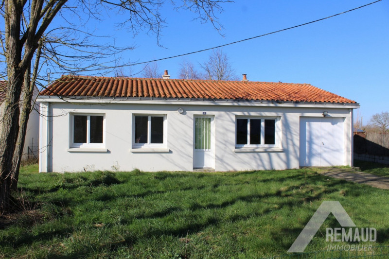 Vente maison / villa La genetouze 127540€ - Photo 1