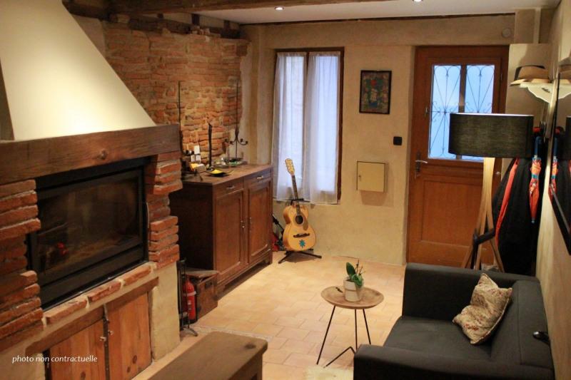 Venta  casa Villefranche de lauragais 195000€ - Fotografía 3