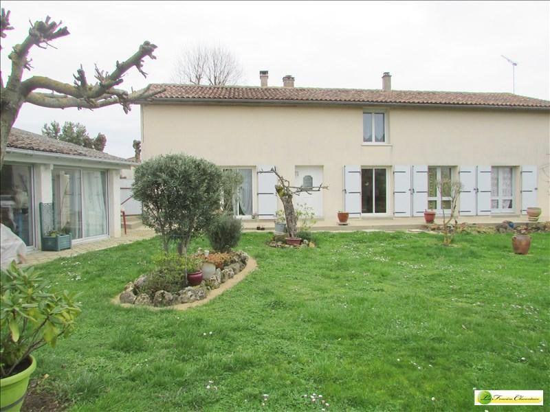 Vente maison / villa Villefagnan 170000€ - Photo 11