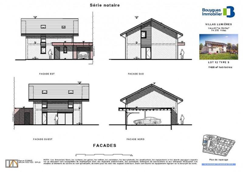 Deluxe sale house / villa Villaz 556000€ - Picture 6