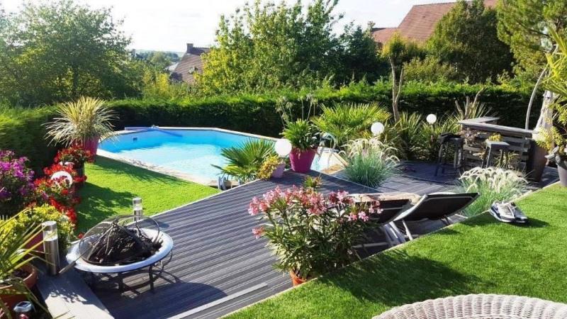Vente maison / villa Mareuil les meaux 430000€ - Photo 7