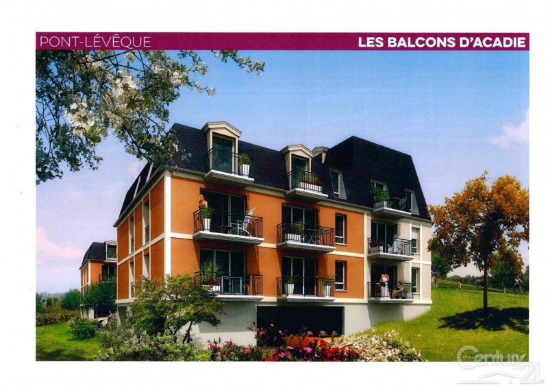 Sale apartment Pont l eveque 127 000€ - Picture 1