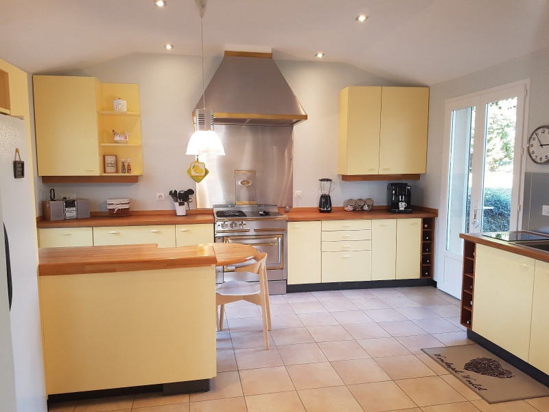 Vente maison / villa Bessenay 475000€ - Photo 2
