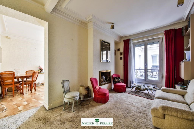 Sale apartment Paris 17ème 600 000€ - Picture 7