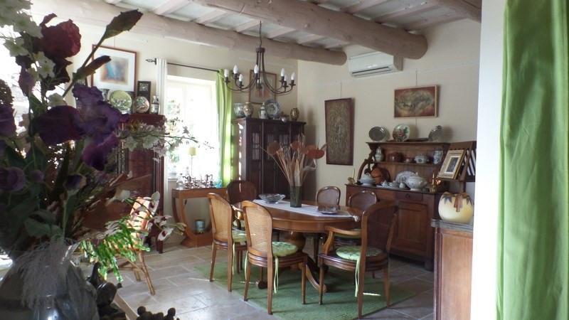Vente maison / villa Suze-la-rousse 418000€ - Photo 6