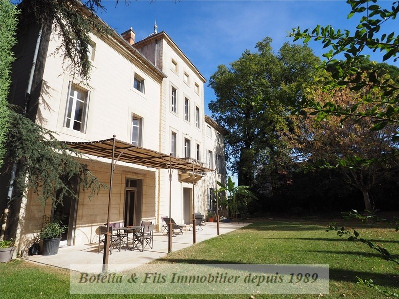 Deluxe sale chateau Uzes 889 000€ - Picture 19