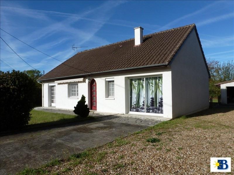 Vente maison / villa Leigne sur usseau 135680€ - Photo 1