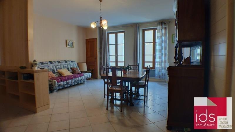 Verkoop  appartement Allevard 159000€ - Foto 1