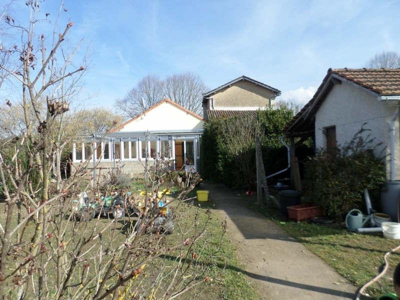 Vente maison / villa Civaux 85900€ - Photo 1
