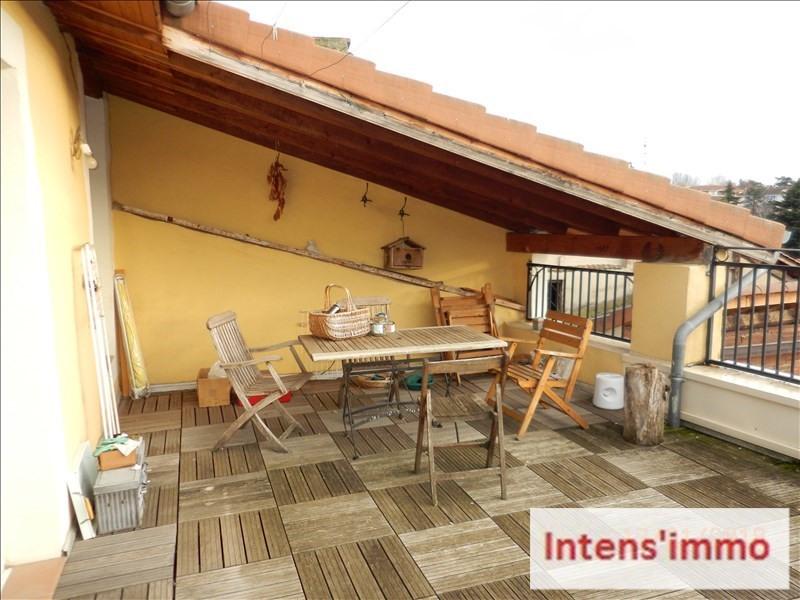 Sale apartment Romans sur isere 185000€ - Picture 1