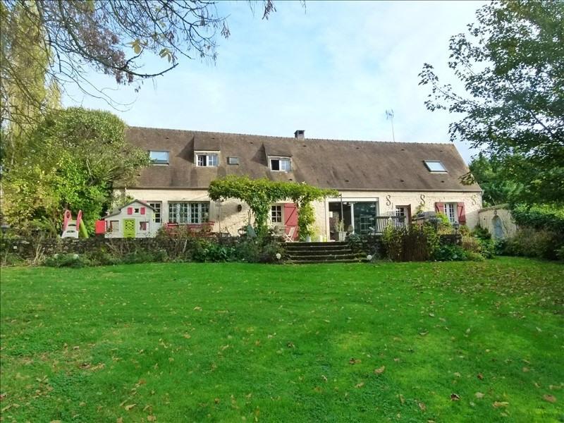 Deluxe sale house / villa Le tremblay sur mauldre 1360000€ - Picture 1