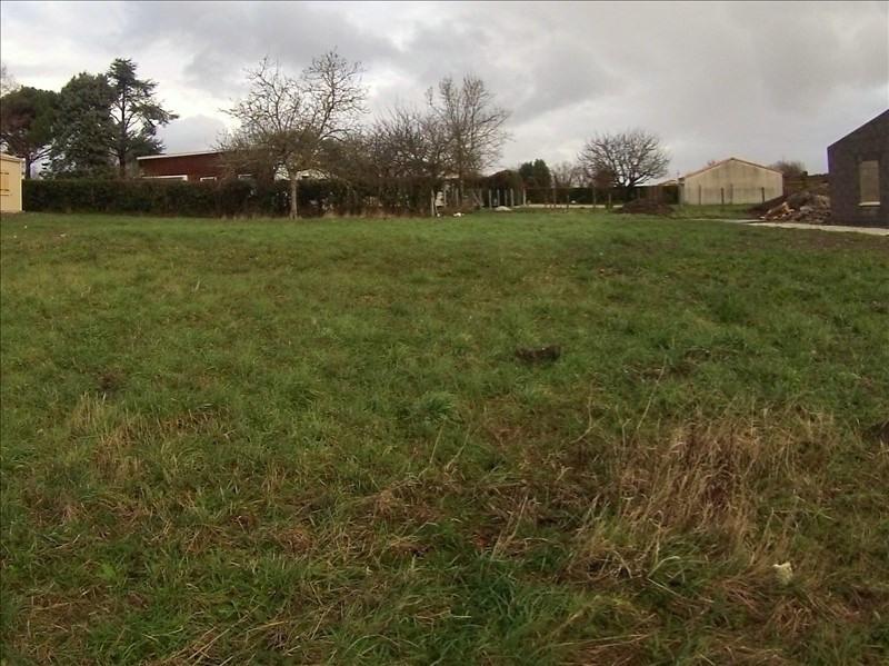 Vente terrain Breuillet 104500€ - Photo 1