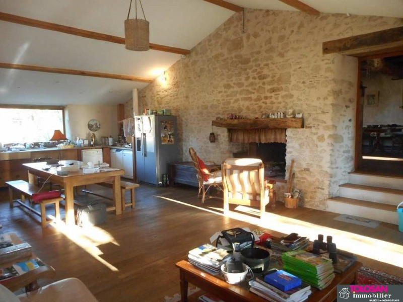Sale house / villa Labastide beauvoir 399000€ - Picture 2