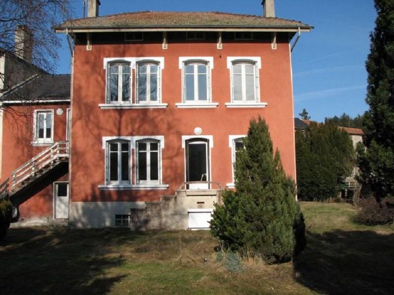 Rental house / villa Tence 630€ CC - Picture 1