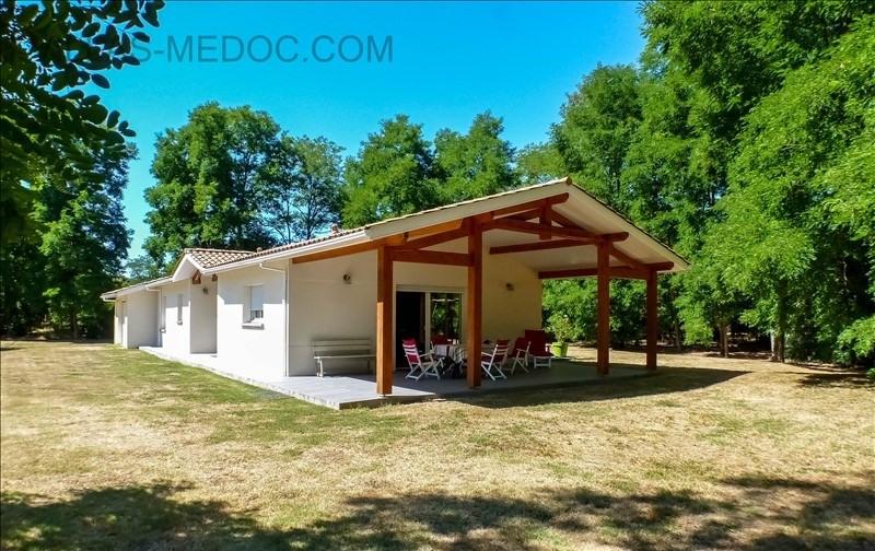 Sale house / villa Queyrac 242000€ - Picture 1