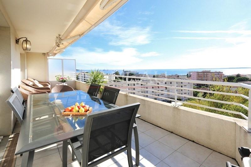 Vente de prestige appartement Juan-les-pins 689000€ - Photo 2