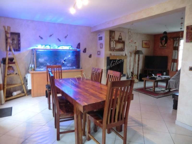 Vente maison / villa La chapelle en serval 465 000€ - Photo 6