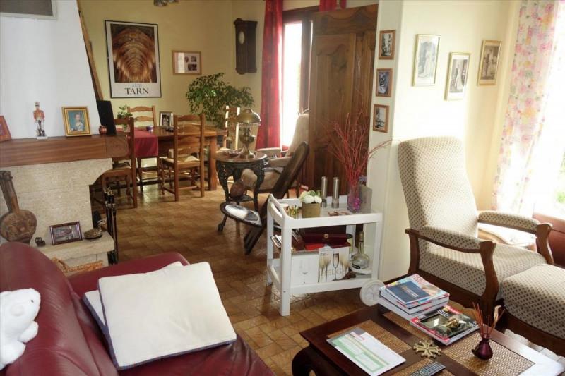 Verkoop  huis Puygouzon 150000€ - Foto 1