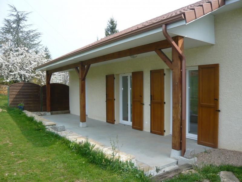 Vente maison / villa Crémieu 239660€ - Photo 2